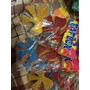 Figuras Goma Eva C/glitter Moños Navideños- Faflex