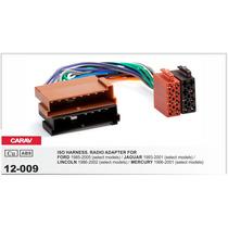 Cable De Audio Iso Adaptador Estereo Para Ford (1985-2005)