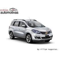 Chevrolet Spin 5 Y 7 Asientos Anticipo $40000 Y Cuotas $1950