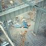 Red De Seguridad Contencion Caída De Personas Para Obras