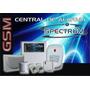 Alarma Domiciliaria Con Comunicador Gsm Instalada