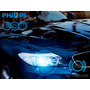 Lámparas Philips H4 Blue Vision Ultra X 2 Unidades