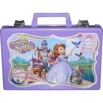 Valija Princesa Sofia Disney C/ Accesorios Princesas