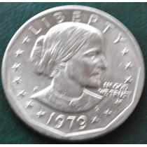 Usa Moneda 1 Dolar Susan Anthony 1979