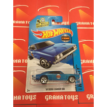 Hot Wheels 2015 69 Dodge Charger 500 Dukes Of Hazzard Car