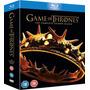 Blu Ray Game Of Thrones 2 Juego De Tronos T.2 Nuevo En Pilar