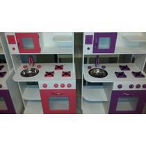 Cocinita De Juguete Mueble Infantil Casitas De Madera Cocina