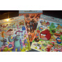 Stickers Frozen Araña Violetta Barbie Capitan America.