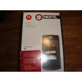 Celular Nextel I9 Usado Impecable En Caja Mototalk Enabled