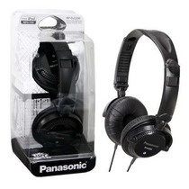 Auriculares Panasonic Plegables Street Rp-djs200