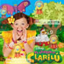 Kit Imprimible El Jardin De Clarilu + Candy Bar