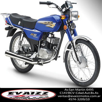 Suzuki Ax100 Especial
