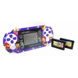 Consola Portátil Juegos Family Retro Pacman Tetris Conex Tv