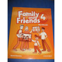 Family And Friends 4 Workbook - Naomi Simmons - Oxford