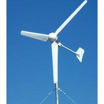 Aerogenerador Eólico Hummer 1000w Energía Eólica