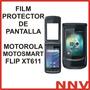 Film Protector De Pantalla Motorola Pro Xt610 - Nnv