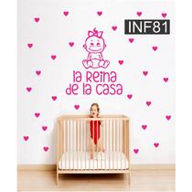 Vinilos Decorativos Infantiles Para Bebe Nene Nena