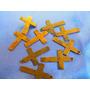 El Arcon Medallas Religiosas Cruces Grandes Lote X 9 380 39
