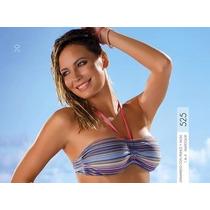 Corpiños Torzados Talle 90 A 100-bikinis P/ Armar $ 390