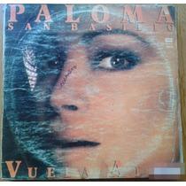 Vinilo Paloma San Basilio Vuela Alto