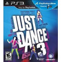 Just Dance 3 Para Ps3 Se Utiliza Con El Move. Nuevo Sellado