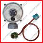 Galea - Regulador Para Gas Natural Con Flexible De 6 M3/h