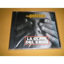 Las Pelotas / La Clave Del Exito- Sello Silly- Cerrado