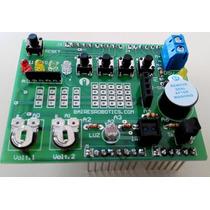 Ardukit (starter Kit Arduino) Placa Entrenadora Arduino