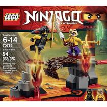 Lego Ninja 70753 Juego Bloque Construccion