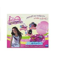 Juliana Glitter Look Apliques Re Utilizables Para Tu Pelo Tv
