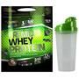 Promo Whey Protein 3kg Star Con Glutamina Bcaa + Shaker