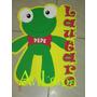 Cartel De El Sapo Pepe Con Un Nombre