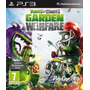 Plantas Vs Zombies Garden Warfare Ps3 Digital Store Stock