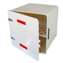Caja Delivery Pizza Reparto Negra O Blanca Distribuidora F2