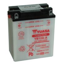 Bateria Yuasa Yb12a-a Urquiza Motos