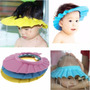 Gorra Sombrero Para Bebé Y Niños Anti-champú Para El Baño