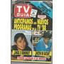 Tv Guia / Nª 1285 / 1988 / Nancy Herrera /