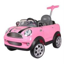 Mini Cooper Pushcar Autito Andador Kiddy Envío Gratis
