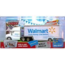 Cars Disney Pixar Wally Hauler Bunny Toys