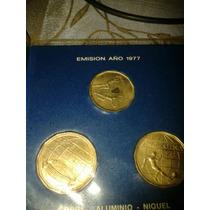Monedas Conmemorativas Mundial 78 Argentina1977