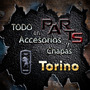 Reparacion De Guardabarro Trasero Sedan Torino Y Mas...