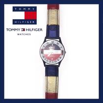 Reloj Tommy Hilfiger Water Resistant Unisex Pila Nueva