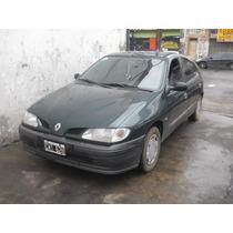 Renault Megane Rn 1.6 5ptas Verde 1999 $75mil Oferta!!!