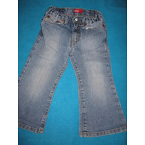 Hermoso Jeans Nena Orig 100% Diesel, Impecable, T. 2