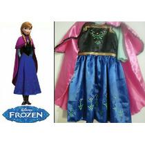 Disfraz Vestido Anna - Frozen