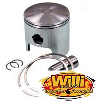 Kit Piston Yamaha 090 Axis China 2.00 Okinoi