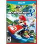 Mario Kart 8 Nuevo Nintendo Wii U Dakmor Canje/venta