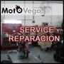 Service Oficial Reparacion Taller Moto Cuatris Presupuesto