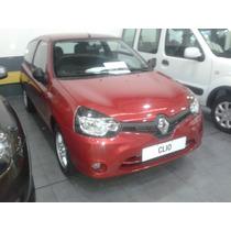 Renault Clio Mio Entrga Inmediata Tasa 0% Ctas $1.900.!!! Ax