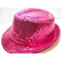 Sombrero Gorro Galera Led Cotillon Fiesta 6 Luces X1!!!